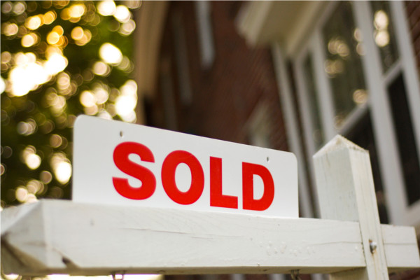Expert Realty of Washington SOLD Sign